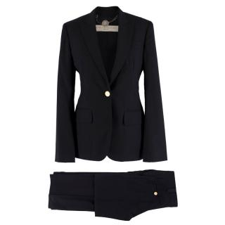 Stella McCartney Black Trouser Suit
