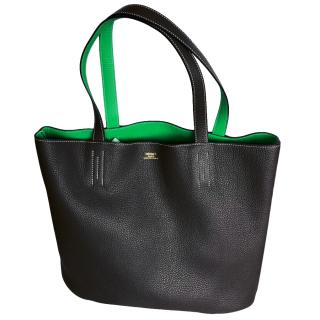 Hermes Double Sens - Black and green new in box
