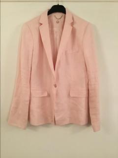 Massimo Dutti pink blazer