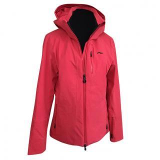 Kjus Red Insulated Ski/Line Jacket