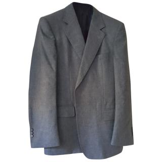 Yves saint Laurent grey wool jacket