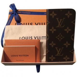 Louis Vuitton iPhone X or XS Folio Case