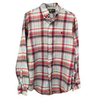 Ralph Lauren Men�s Check Shirt
