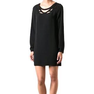 Diane Von Furstenberg 'Melanie' Silk Dress