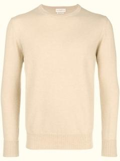 Ballantyne Men's 100% Pure Cashmere Jumper