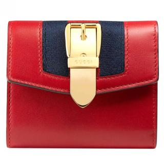 Gucci Sylvie leather wallet (New) RRP - �450