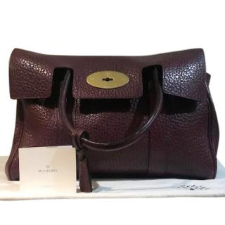 Mulberry Conker Bayswater Bag