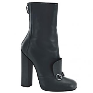 Gucci Lillian Horsebit Boots