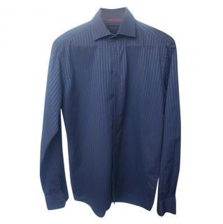 Duchamp Men's Striped Shirt