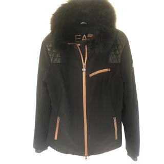 Armani EA7 Ski Jacket Small