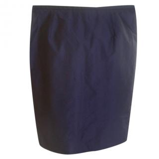Feraud Blue Skirt