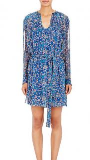 Isabel Marant Blue silk dress