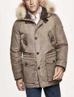 Hackett Artic Parka Coat