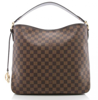 Louis Vuitton damier ebene delightful MM Bag