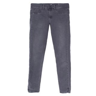 Rag and Bone Grey Skinny Jeans