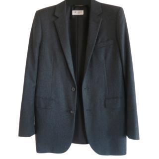 Saint Laurent wool and cashmere jacket