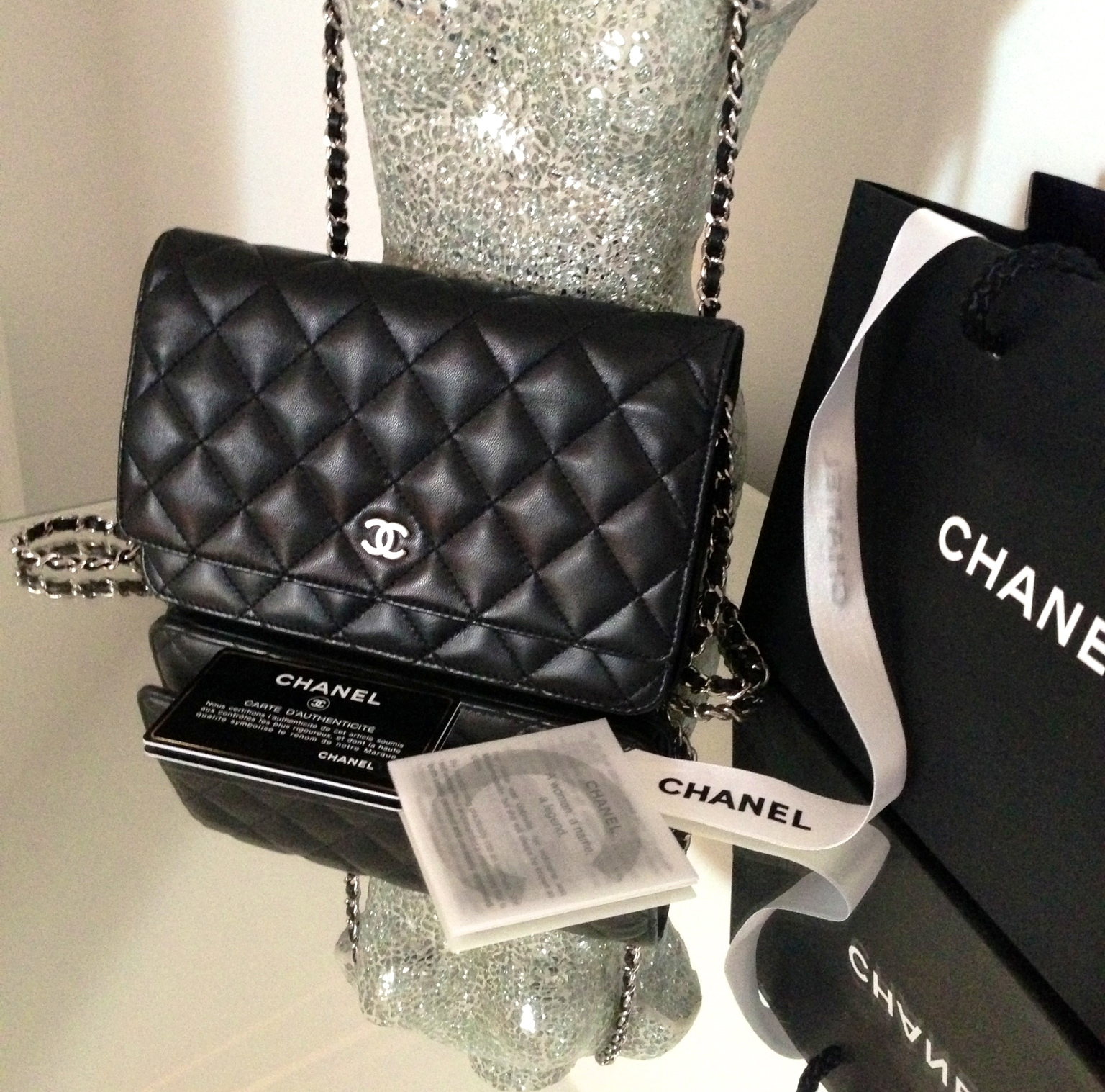 65448d364e51 Chanel Classic Woc Flap Bag | HEWI London