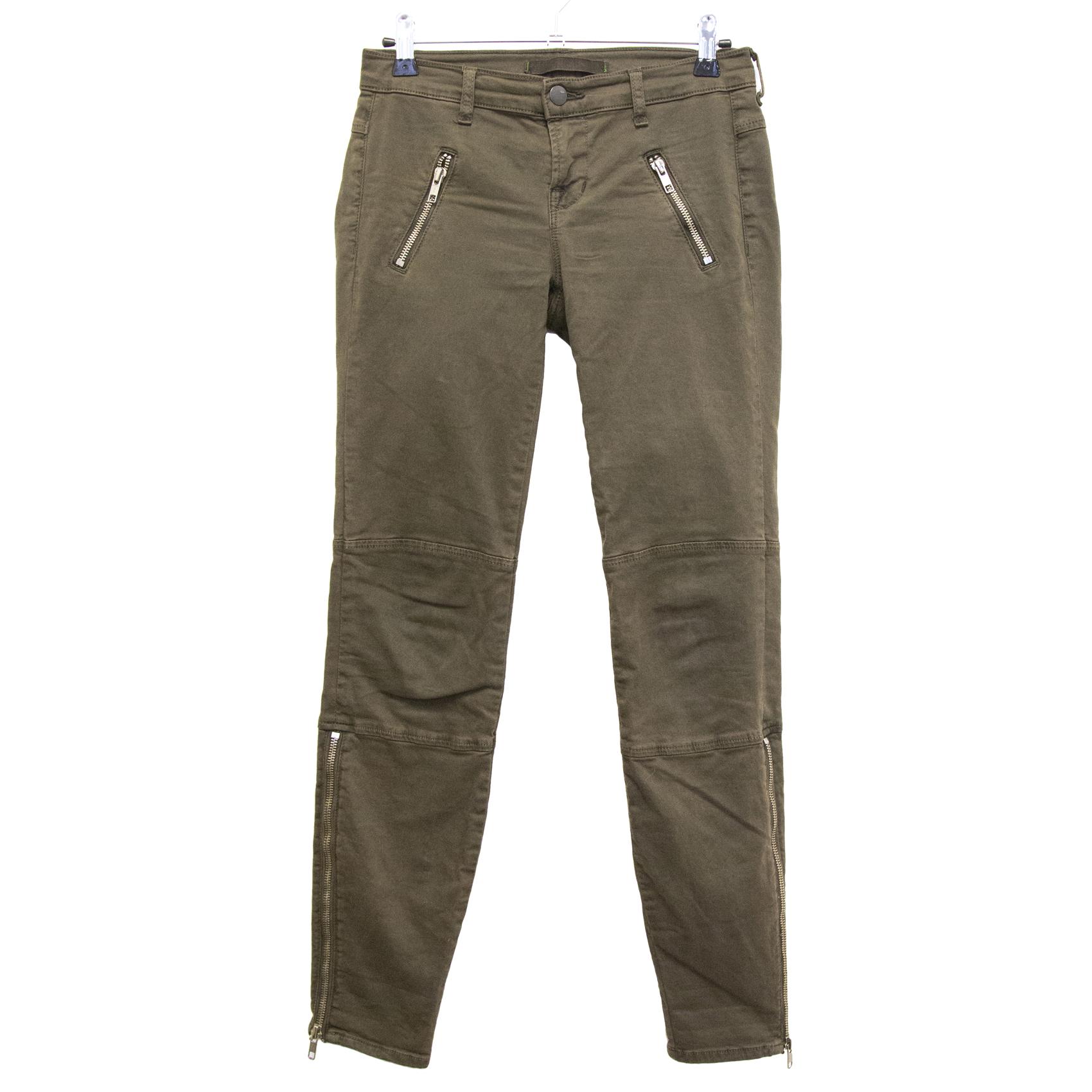 JBrand Khaki Trousers