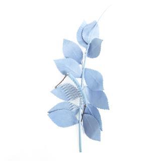 Lock & Co Blue Leaf Fascinator