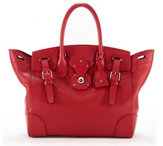 Сумка Ralph Lauren Soft Ricky Bag купить в Москве