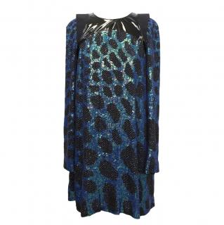 Jo Wood's Gucci Sequinned Dress