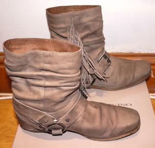 Ermanno Scervino Fringe Boots