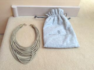 Brunello cuccinelli necklace