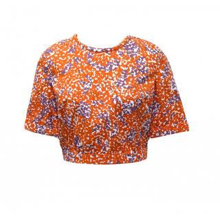 Missoni Orange Top
