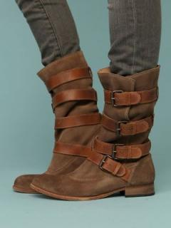 H by Hudson Keira Multi Strap Boots