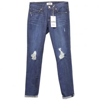 A.N.D Bailey distressed jeans