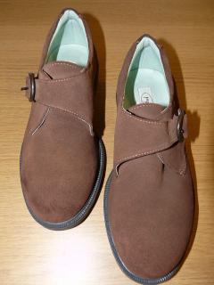 Papillon boys shoes size 3 NEW