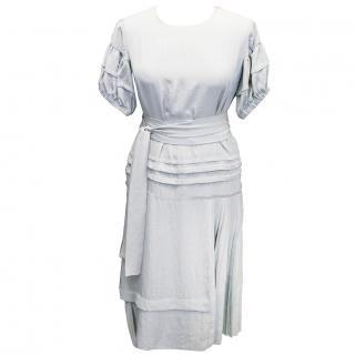Prada dove grey  dress
