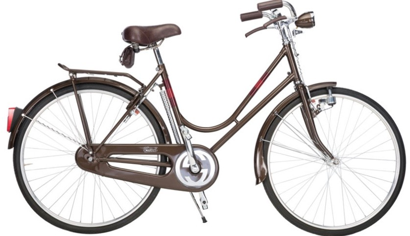 Gucci 'Guccissima' Limited Edition Bicycle