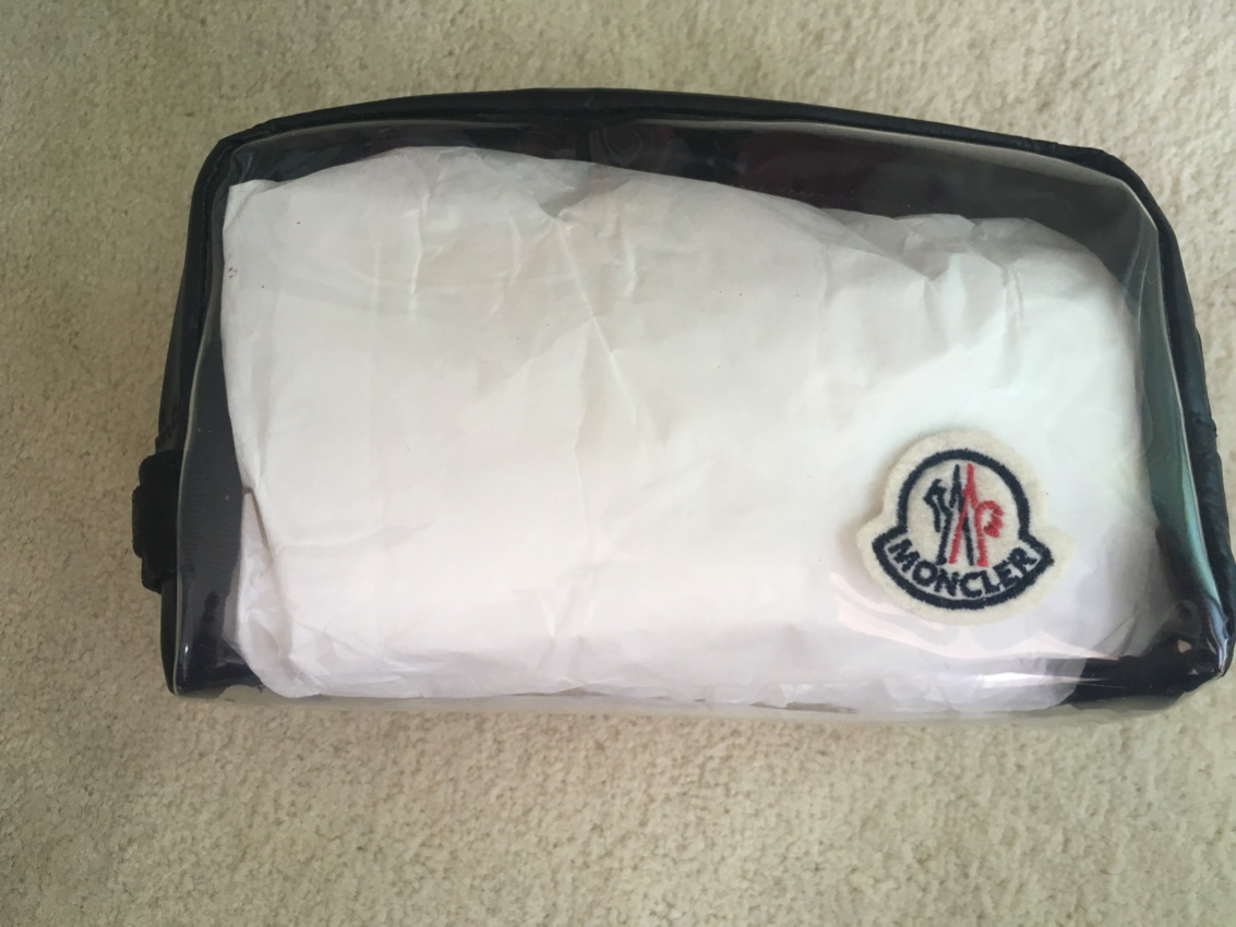 6a072def1e70 Moncler Clear Toiletry Bag | HEWI London