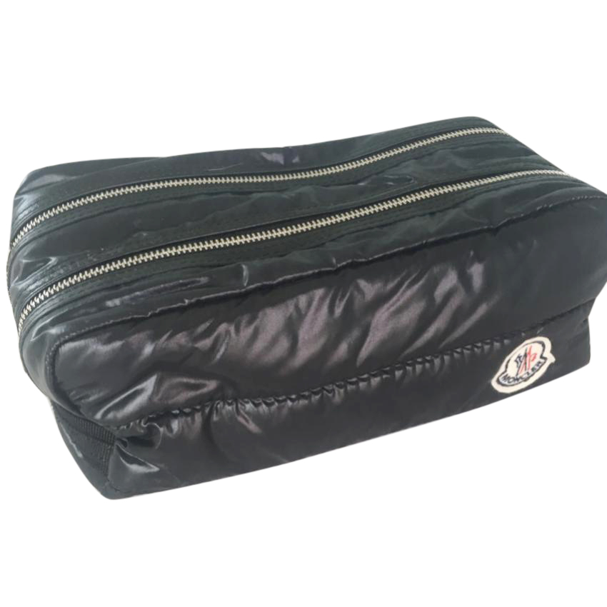 323107abb827 Moncler Quilted Toiletry Bag160930 | HEWI London