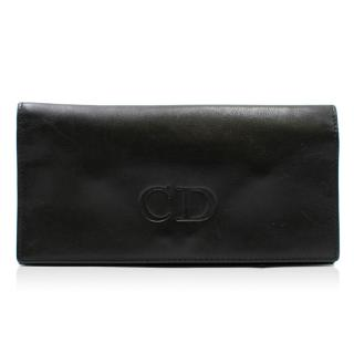Christian Dior Vintage Leather Jewellery Wallet