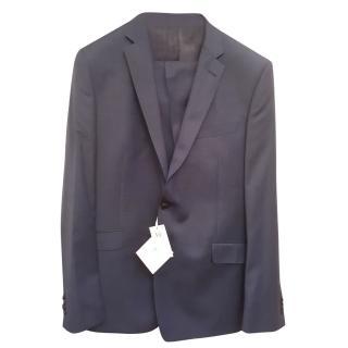 Richard James Blue Wool Suit