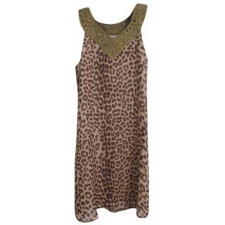 Elizabeth Hurley Beach Sun Dress / Cover Up
