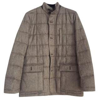 Brooks Brothers duck feather coat