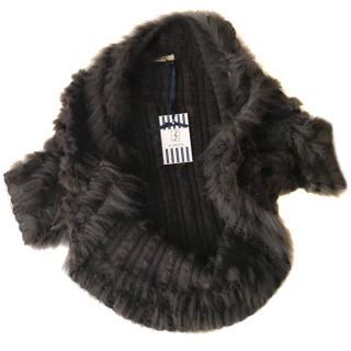 Suprema Rabbit knitted Bolero