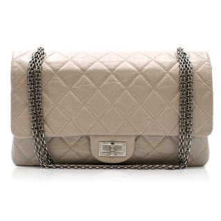 Chanel Taupe 2.55 Reissue Flap Bag
