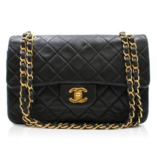 Chanel Black Small Double Flap Bag