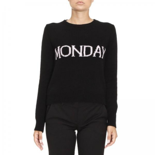 Alberta Ferretti Black Monday Jumper