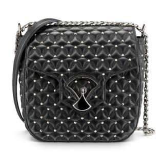 Bulgari Flap Cover Diva's Dream Quilted Bag