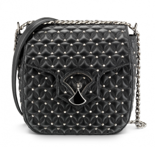 Bulgari Flap Cover Diva's Dream Quilted Bag