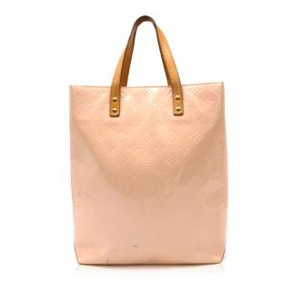 Louis Vuitton Nude Monogram Vernis Tote