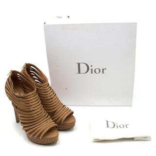 Dior Studded Bracelet Sandals