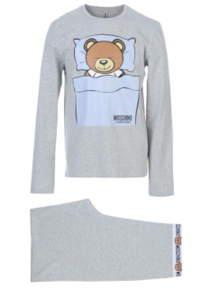 Moschino Sleepy Teddy pyamas