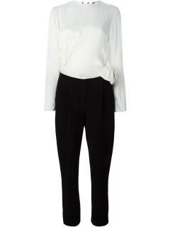 Lanvin Monochrome Jumpsuit