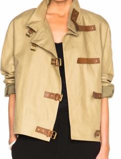Isabel Marant Hayley buckle jacket